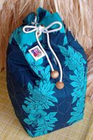 H15Q QUILTED HULA BAG