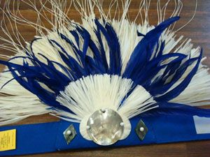 T9 OTEA HEADDRESS