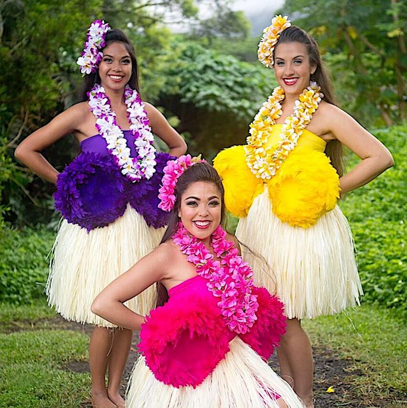 ULI ULI hawaiian dancing supply