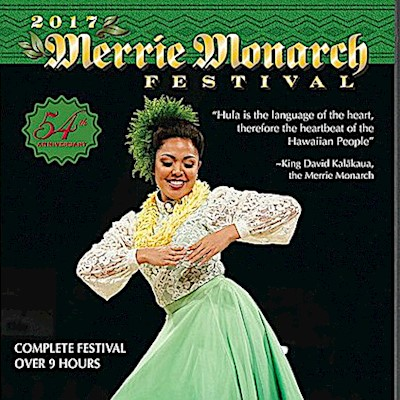 MERRIE MONARCH 2017 DVD SET