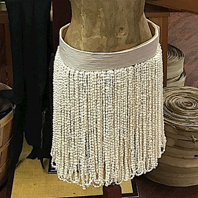 DOVETAIL SHELL SKIRT