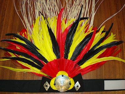 OTEA HEADDRESS X-FULL