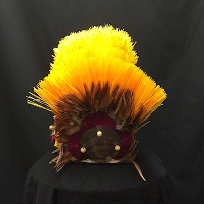 BORA-BORA HEADDRESS