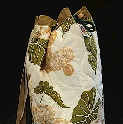 Quilted Hula Bag