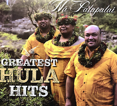 MUSIC CD - NA PALAPALAI, GREATEST HULA HITS