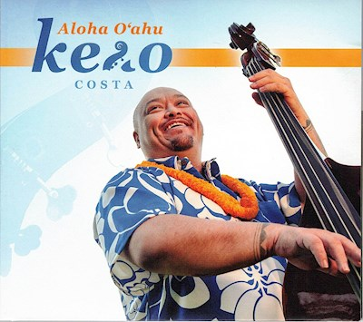 "MUSIC CD - KEAO COSTA ""ALOHA O'AHU"""