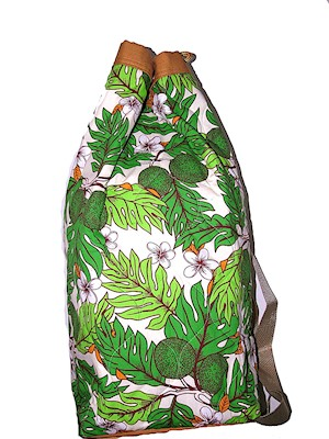 QUILTED HULA BAG, IPU HEKE