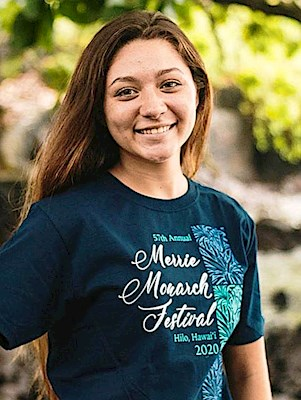 2020 MERRIE MONARCH SHIRTS