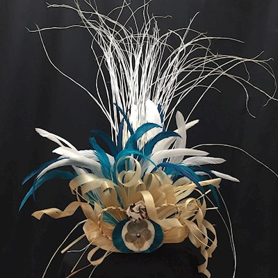 PRINCESS OTEA HEADDRESS LARGE